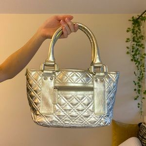 💛Metallic gold handbag from Japan💛